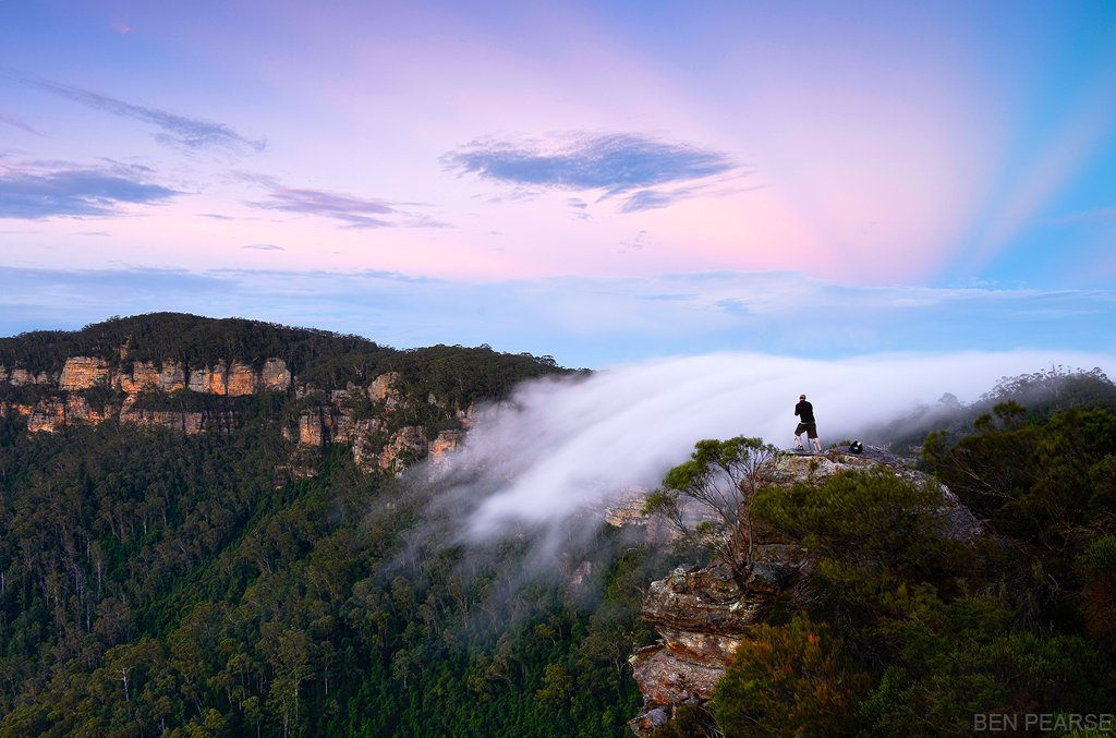 Great photographic locations of the Blue Mountains