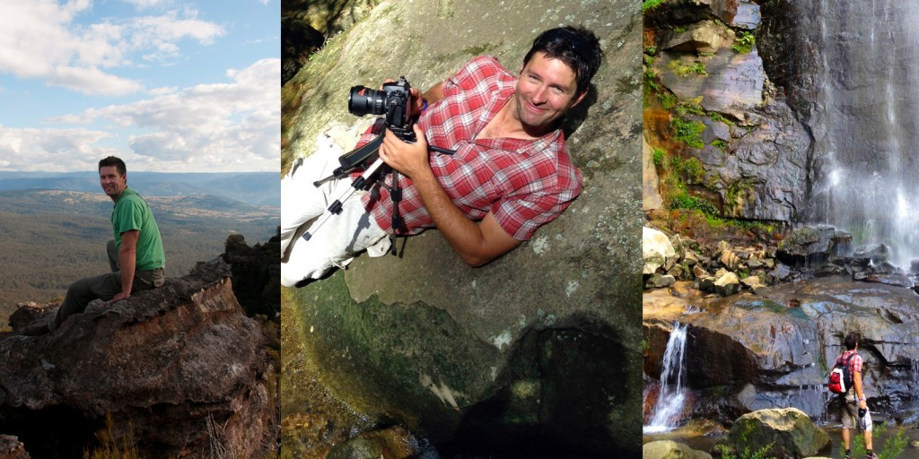 About Ben- Blue Mountains Photographer