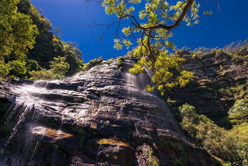Bridal veil falls- Leura, Blue Mountains