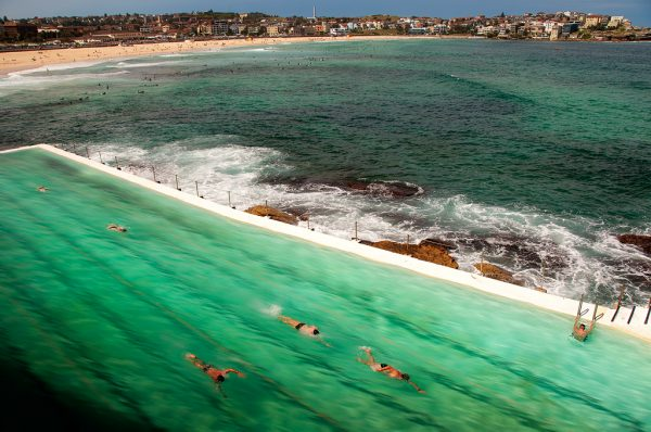 Bondi Baths - Ben Pearse Photography