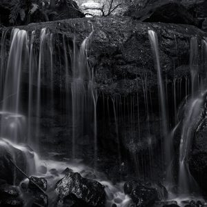 Dark Falls - Ben Pearse Photography