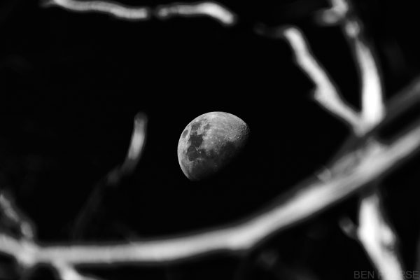 Dark Side of the Moon - Ben Pearse Photography