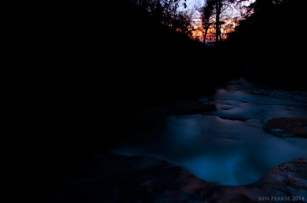 Evening Glow - Ben Pearse