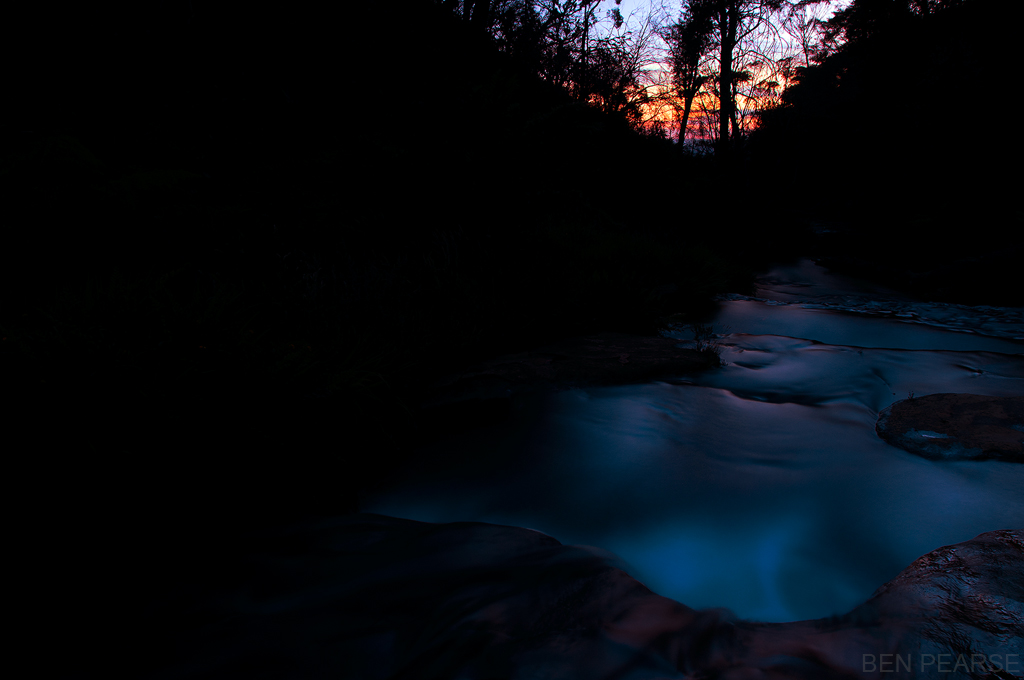Evening Glow - Ben Pearse Photography