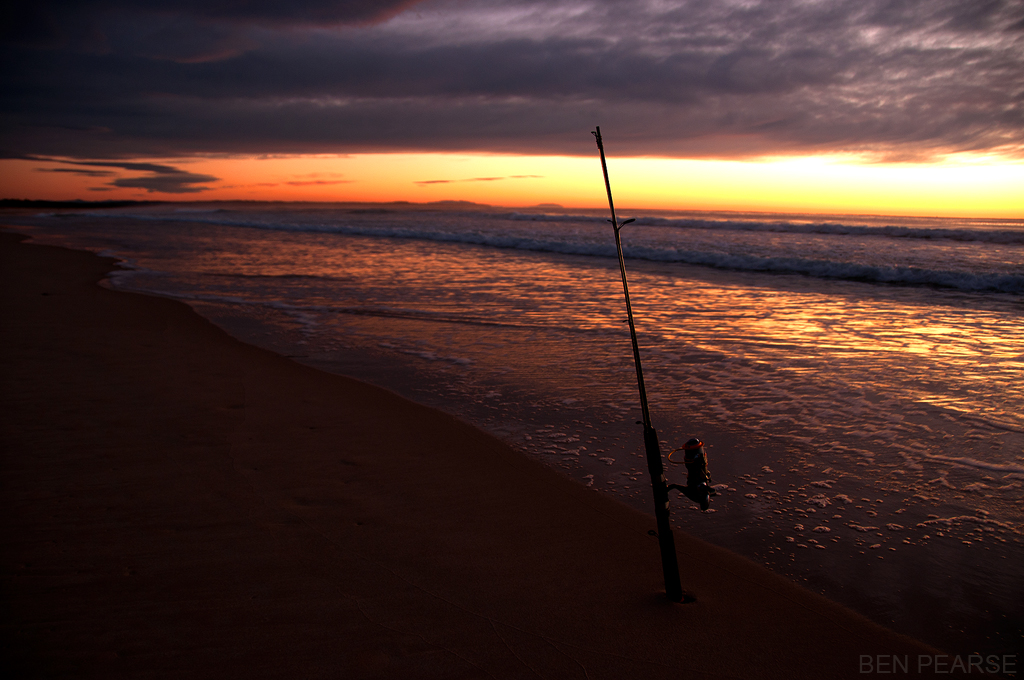 Gone Fishing - Ben Pearse Photography