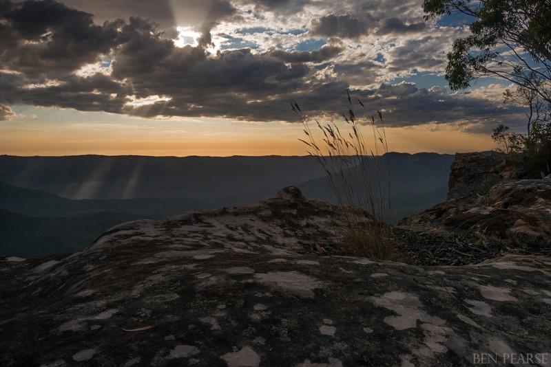 Heavens Portal - Ben Pearse Photography