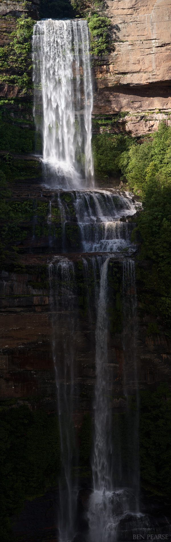 Katoomba Falls Full Scale - Ben Pearse Photography