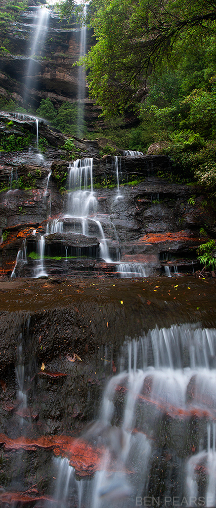 Katoomba Falls Ben Pearse Photography