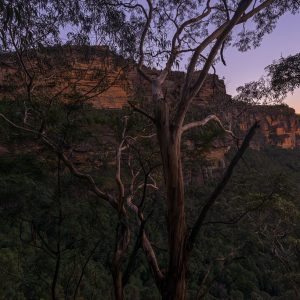 Katoomba sunset - Ben Pearse Photography