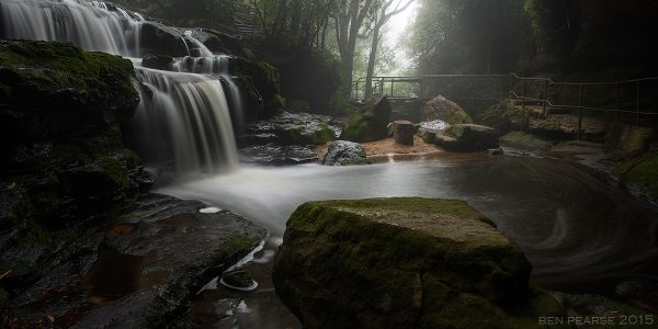 Leura Cascades - Ben Pearse Photography