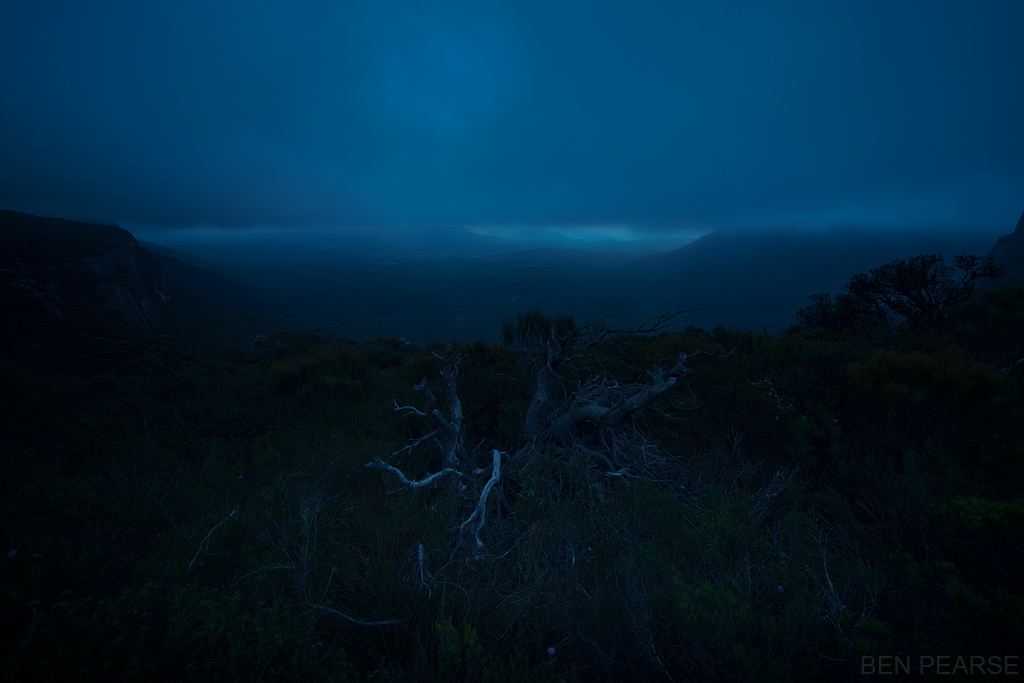 Megalong Moods - Ben Pearse Photography