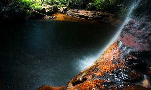 Minihaha Falls - Ben Pearse Photography