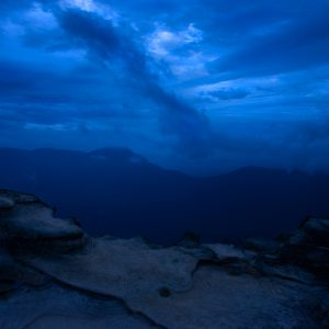 Moody Blue - Ben Pearse Photography