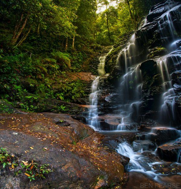 Sylvia falls - Ben Pearse Photography