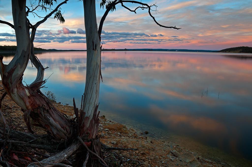Thompsons Creek Dam - Ben Pearse Photography