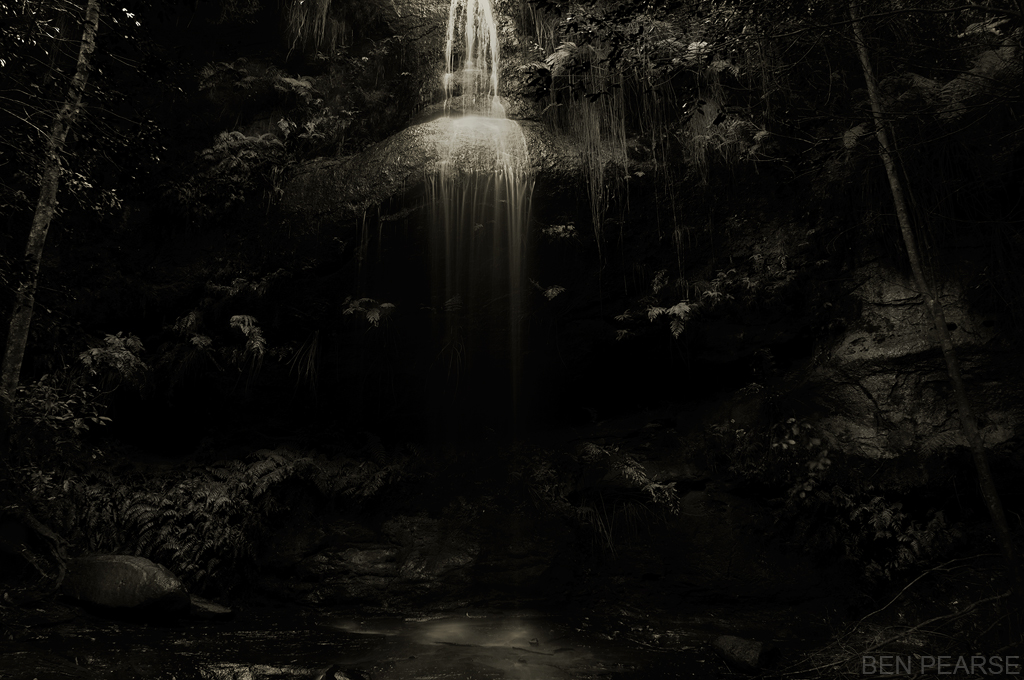 Trickle - Ben Pearse Photography