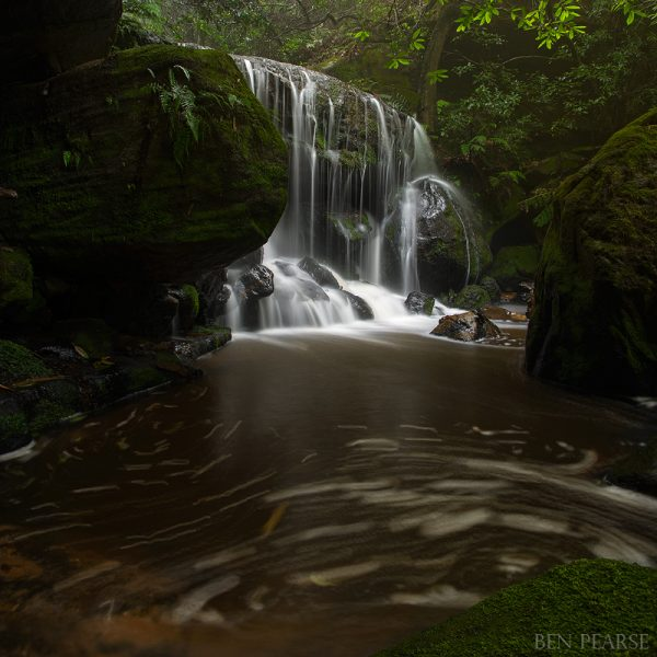 Weeping Rock - Ben Pearse Photography