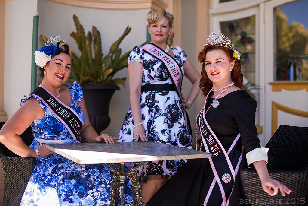 Lady luck festival katoomba
