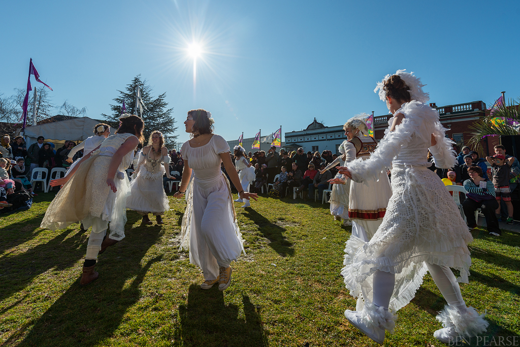 Blue Mountains winter magic festival 2015