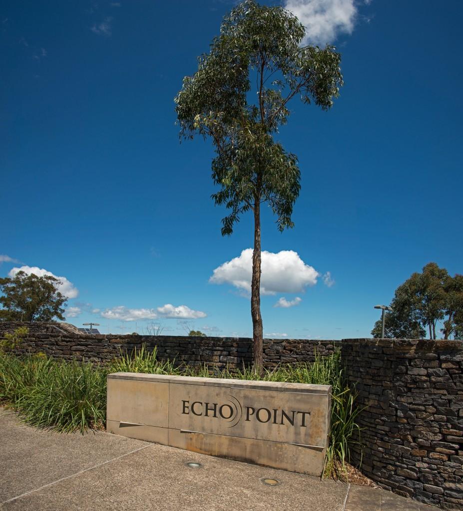 Echo point - Katoomba - Blue Mountains