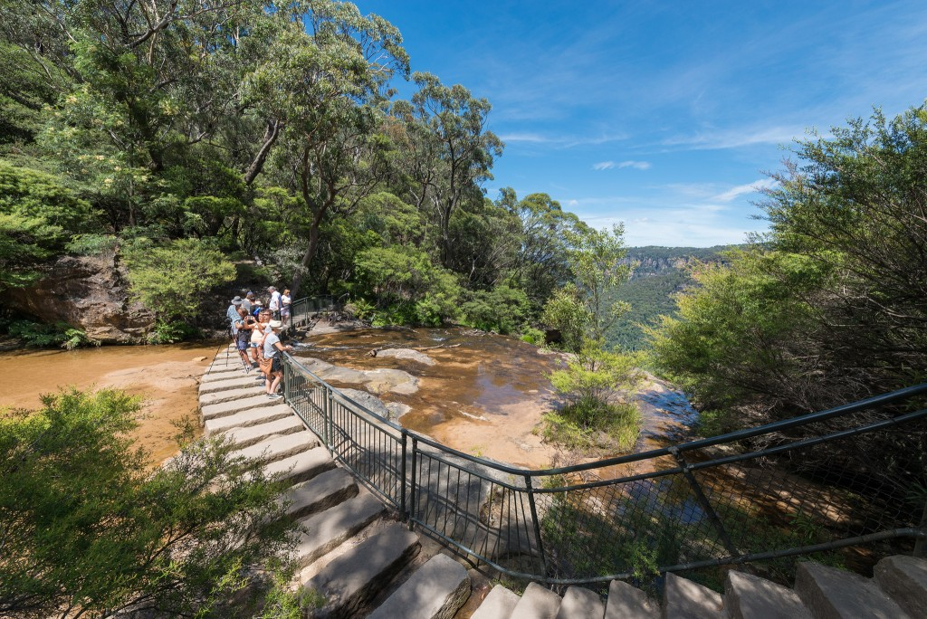 Valley of the Waters, Blue Mountains
