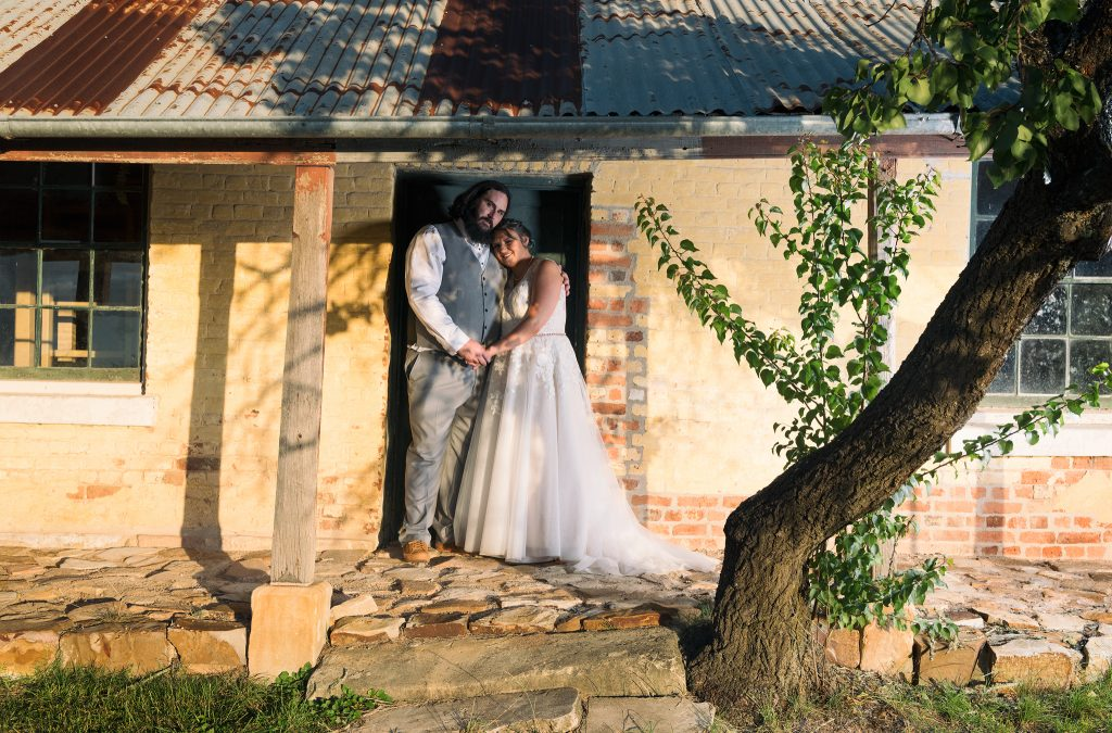 Kurt and Kristina- Blue Mountains Wedding- BenPearse