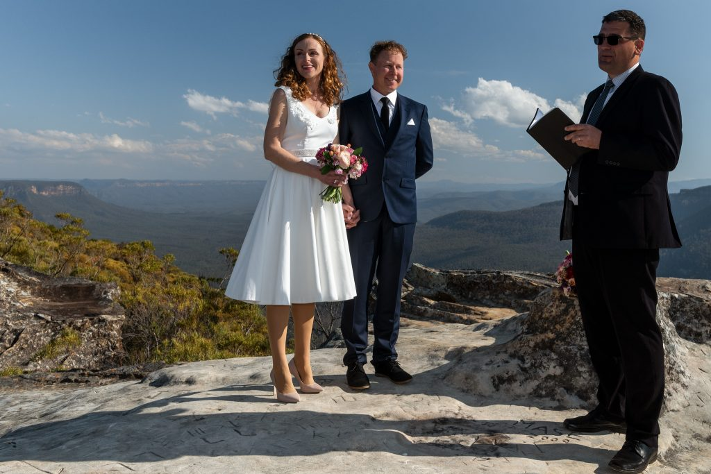Blue Mountains Wedding Photography Ben Pearse