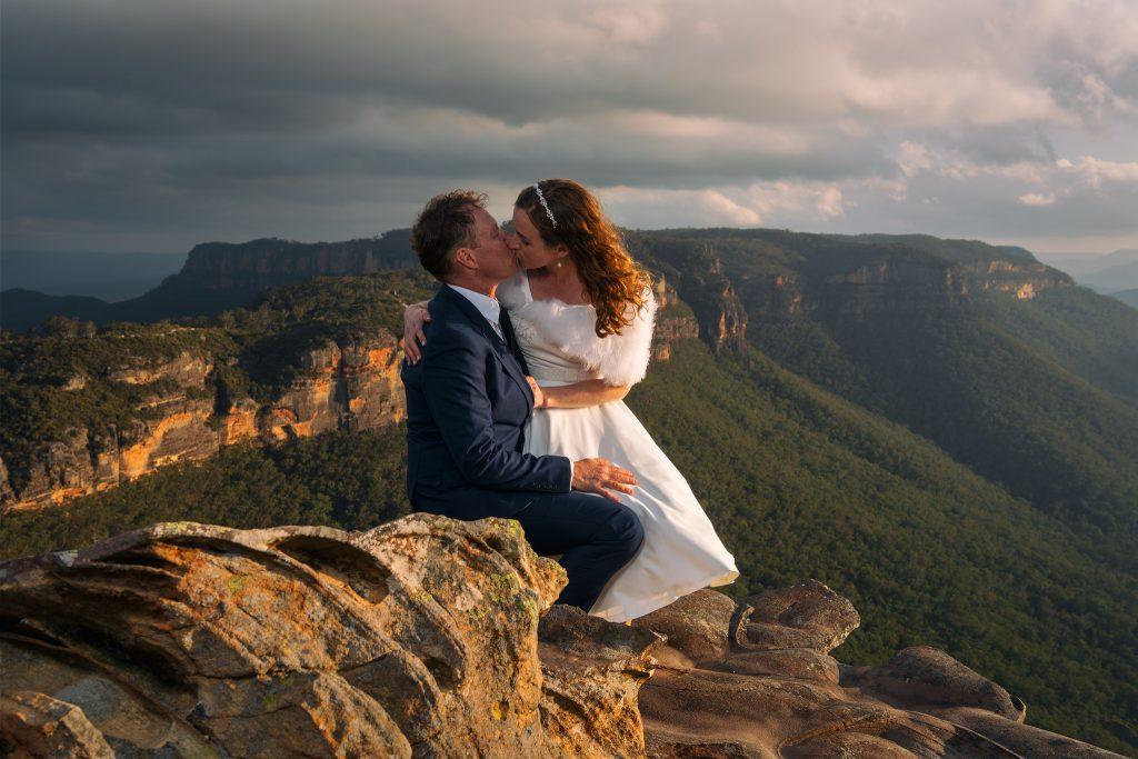 Blue Mountains wedding photographer Ben Pearse