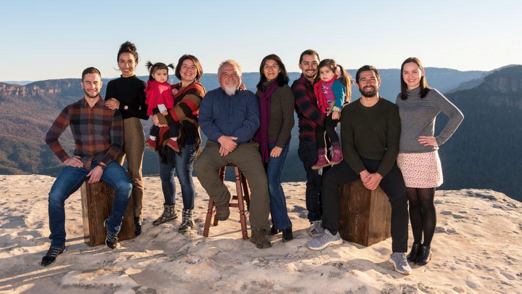 Family portrait photographer- Blue Mountains