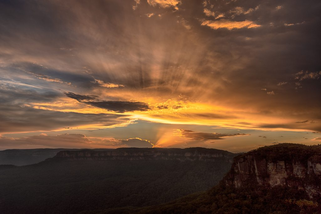 Blue Mountains landscape photography- Ben Pearse