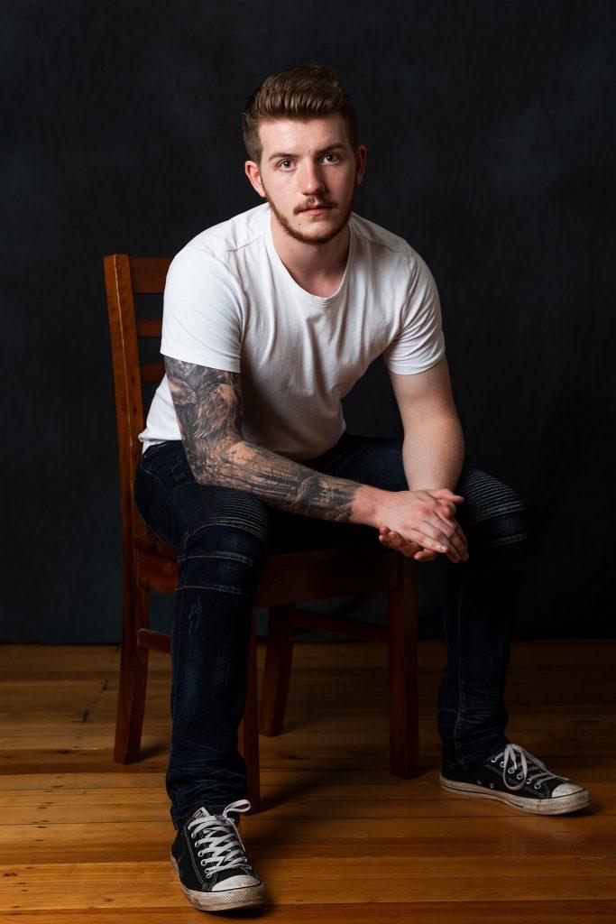 Studio portfolio photographer- Ben Pearse
