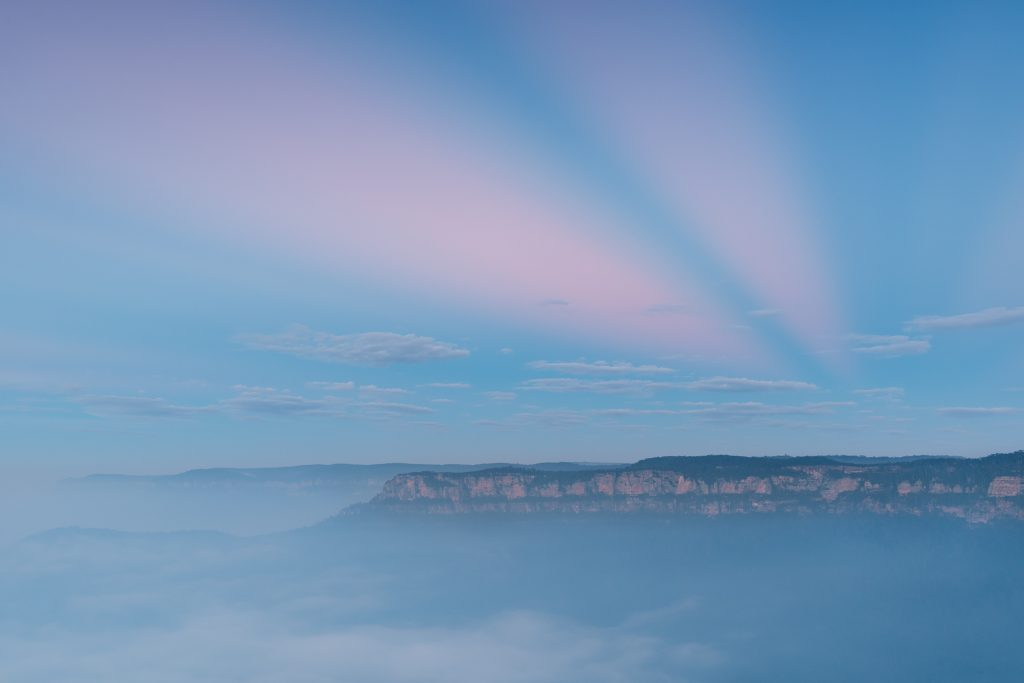 Fine art prints- Blue Mountains- Ben Pearse Photography