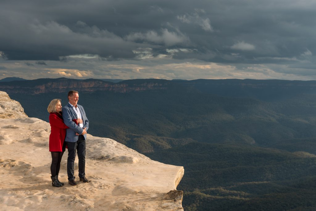 Pre wedding photoshoot- Blue Mountains