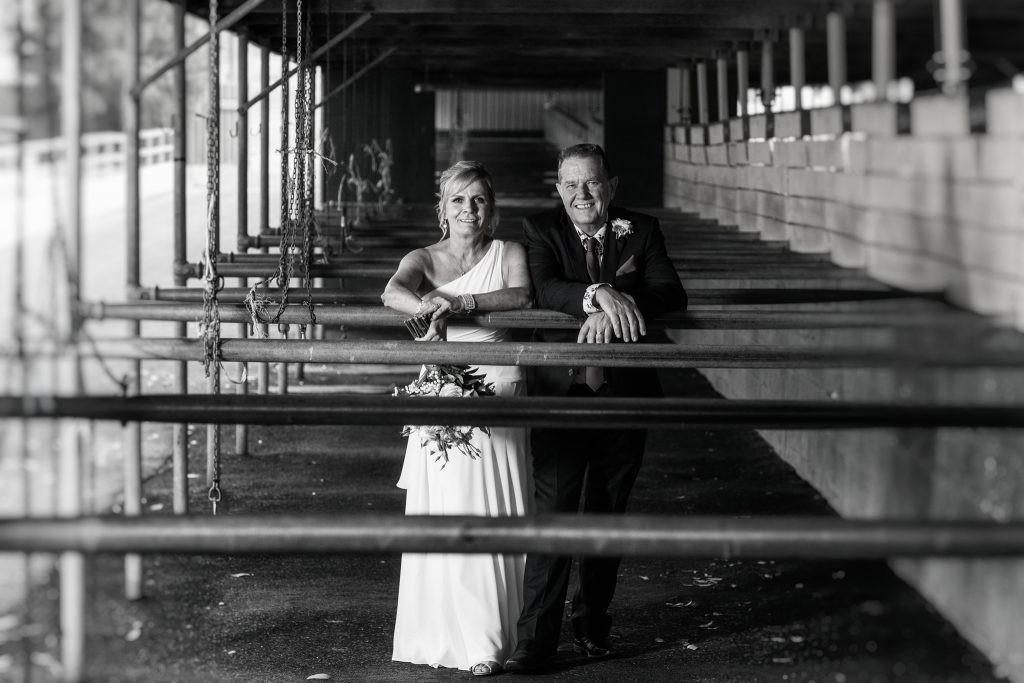 Richmond Racecourse Wedding- Ben Pearse