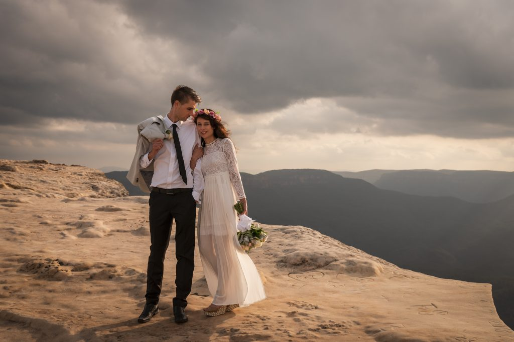 Blue Mountains wedding photographer- Ben Pearse