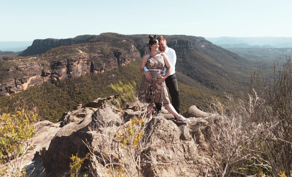Blue Mountains wedding photographer Ben Pearse