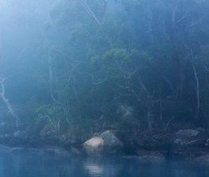 unframed- Hawkesbury Moods-Hawkesbury River landscape print