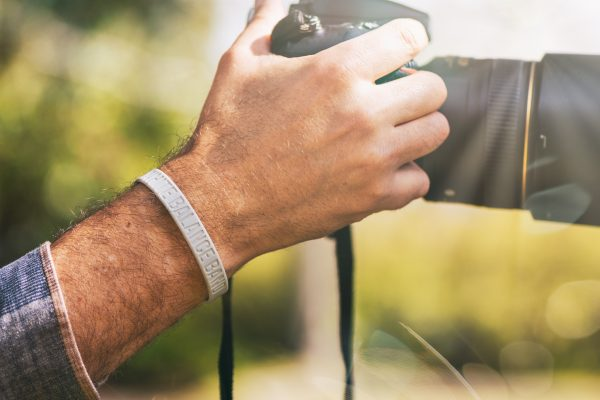White Balance Wristband by Ben Pearse