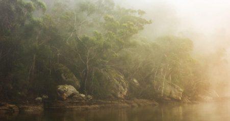 Unframed Dreamworlds- Hawkesbury River print